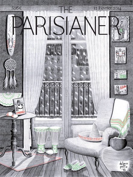 The Parisianer - 2013