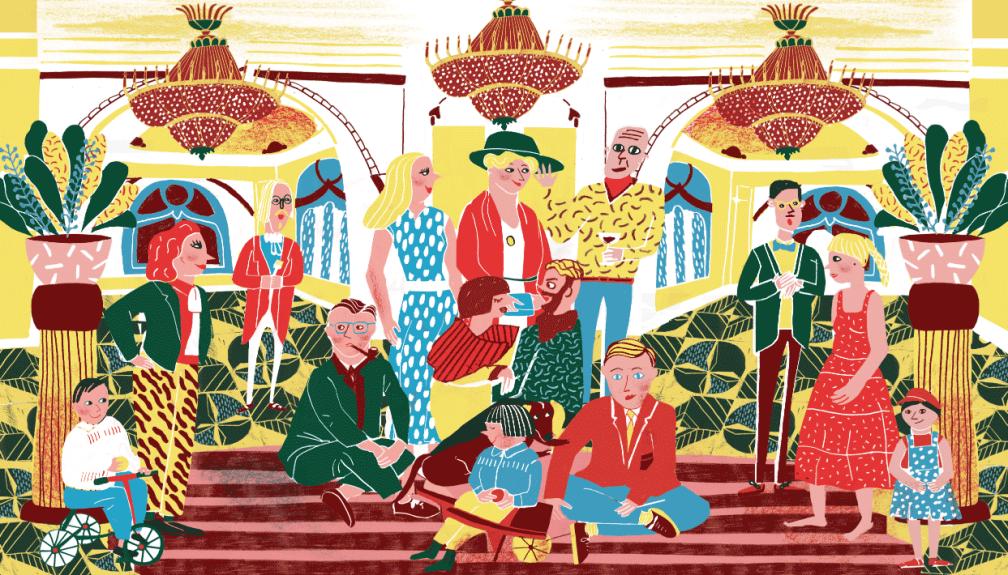 Cachetejack illustration