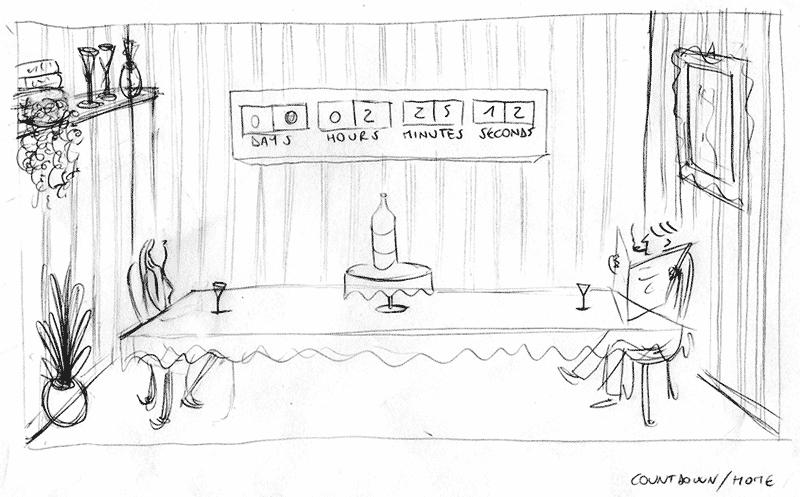 sketch federica del proposto