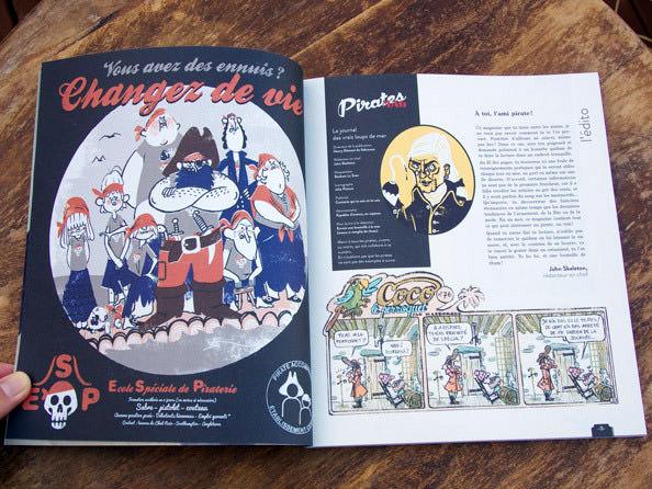 Pirates Mag