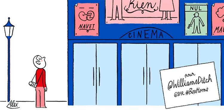 Y'a rien au cinéma