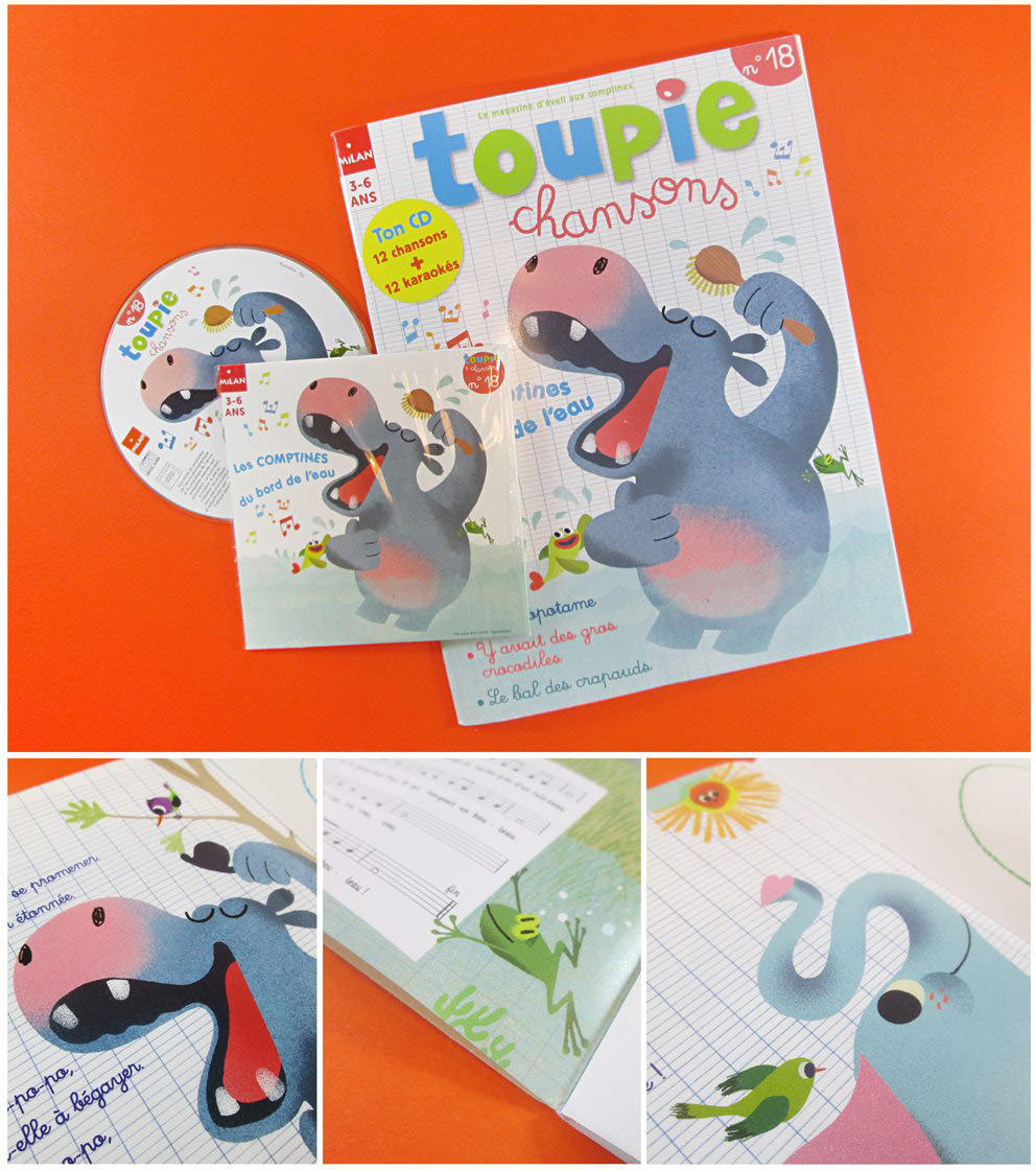 toupie magazine