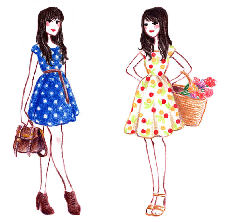 dessins Maelle Rajoelisolo