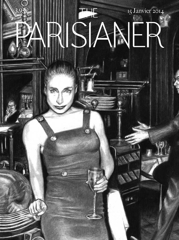 iris hatzfeld couverture parisianer