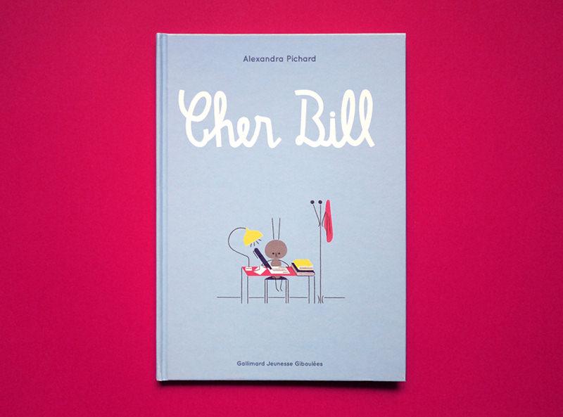 couverture du livre cher bill