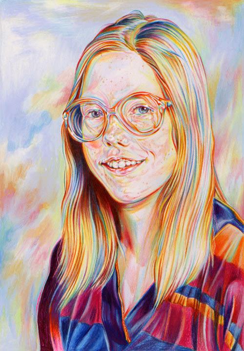 portrait aline zalko